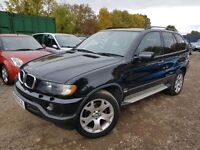 BMW X5 2.9 d Sport 5dr, 1 FORMER KEEPER, FULL SERVICE HISTORY, HPI CLEAR, LONG MPT, FULL LEATHER