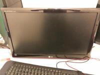 LG Flatron E2250v monitor