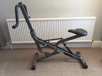 Voit 406 exercise machine (full body rowing action)