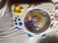 Vtech nightlight projector and musical