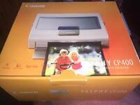 Canon Selphy CP 400 Compact Photo Printer