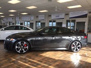 2013 Jaguar XF RS- 550HP! SUPERCHARGED! SUNROOF! LEATHER! NAV!
