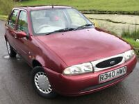1998 Ford fiesta 1.25 Ghia