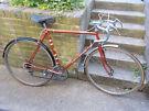 vintage bsa tour of britain  road bike