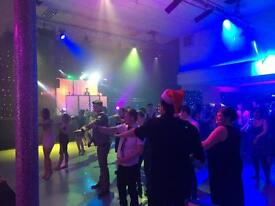 DJ REQUIRED FOR EVENTS COMPANY
