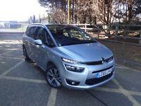 Citroen C4 Picasso Grand Bluehdi Exclusive Auto Diesel 0% FINANCE AVAILABLE