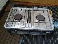 Gas camping stove