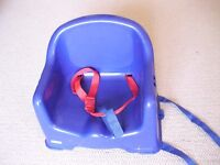 Baby Booster Seat/ Portable High Chair