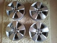 WHEELS Alloy Wheel Set – VW GOLF – Perth design 6.5J x 16