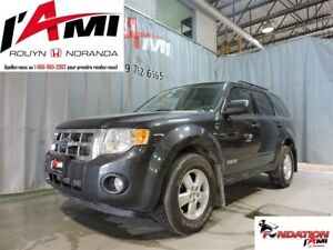 2008 Ford Escape XLT 3.0L AWD MAGS