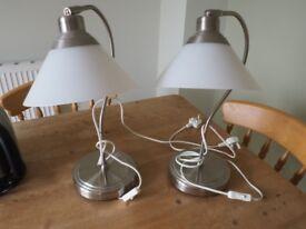 IKEA Kroby Table Lamps