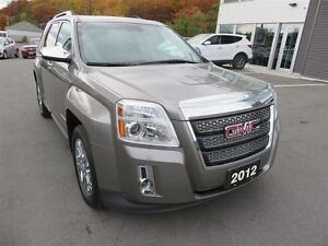 2012 GMC Terrain SLT-2 *AWD *Heated Leather *Nav *Sunroof