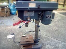 Clarke metalworker bench/pillar drill