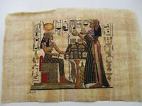 *REDUCED* Vintage Egyptian Papyrus Picture