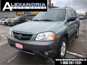 2004 Mazda Tribute ES/leather/sunroof