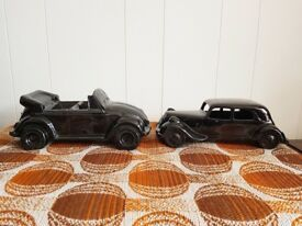 ceramic car displays - money box