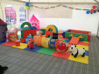 SQUIDGGEZ SOFT PLAY HIRE