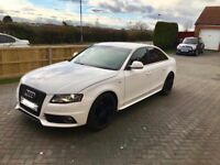 Audi A4 S Line 2.0TDI 2008 (58).... 70K, full service history... lots of extras