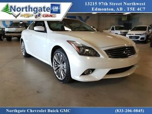 2011 Infiniti G37X AWD, Leather, Sunroof, Automatic