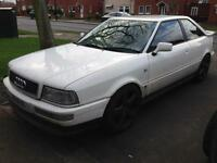Audi coupe 16v old school s2 quattro Rs2 classic project
