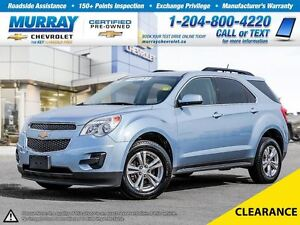 2014 Chevrolet Equinox AWD 4dr LT w/1LT *Heated Front Seats, Rem