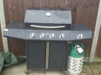 Gas bbq for sale.