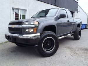 2008 Chevrolet Colorado 4x4, new lift kit, new mag+tire 35,full