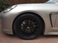 Porsche RS Spyder Alloys