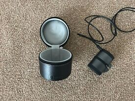 RECHARGE 1000 iWatch charger & travel case