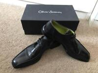 Oliver Sweeney VENICE Leather Shoes (SIZE: 9 1/2) ASNEW