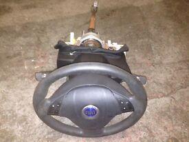 Fiat Grande Punto electric steering column £100
