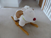 Mammas and Pappas Rocking Animal - Randolph reindeer for ages 9 months +