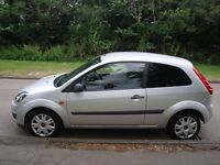 FORD FIESTA 1.25 STYLE CLIMATE 3/DOOR.
