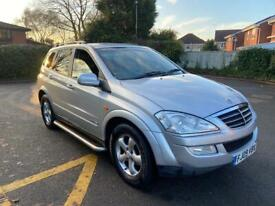 Ssangyong Kyron 4x4 Automatic