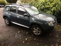 Dacia Duster Diesel 2013 top of the range