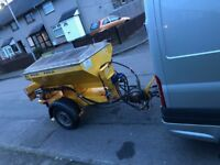 Salt Spreader/ Gritter / snow plough