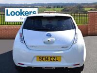 Nissan Leaf TEKNA (white) 2014-06-25