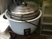 25 litre Buffalo rice cooker