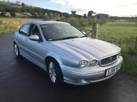 Jaguar X Type Sport Diesel 1 owner 12 months mot