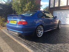 BMW 330ci Clubsport 2004