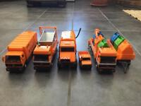 Toy Refuse/Cleaning Vehicles
