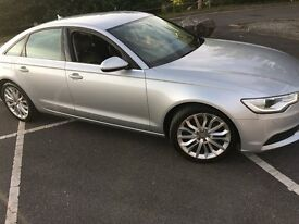 AUDI A6 2.0 TDI 2011 Executive Pack Warranty end in April 2017
