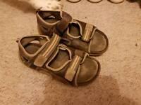 Size 1 clarks active air sandals
