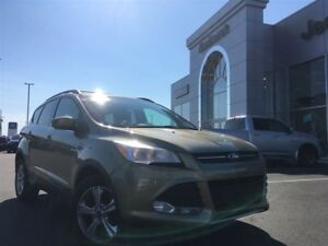 2013 Ford Escape SE 1.6 1 OWNER, Leather Heated Seats, $96* BI-W