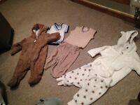newborn to 3 months baby clothes