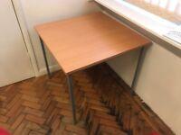 Square Wooden Desk