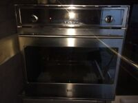 **CDA**STAINLESS STEEL**ELECTRIC OVEN**COLLECTION\DELIVERY**NO OFFERS**