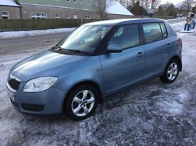 2009 (09) Skoda Fabia 2 1.4 TDI - One Owner With Full Dealer Service History