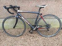 Scott Speedster S50 mans racing bike