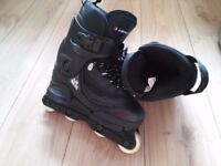 Inline aggressive roller skate AIR WALK size 5 - mint condition